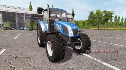 New Holland T5.95 for Farming Simulator 2017