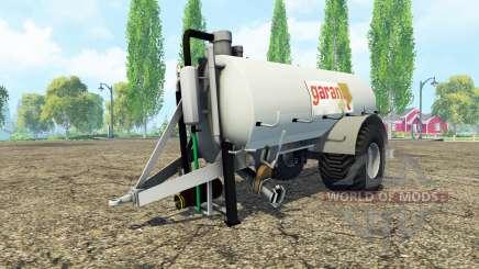 Kotte Garant VE v0.99 for Farming Simulator 2015