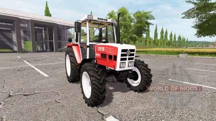 Steyr 8080A Turbo SK2 v2.0 for Farming Simulator 2017