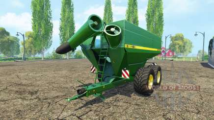 John Deere 650 for Farming Simulator 2015