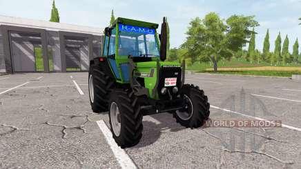 Deutz-Fahr D6207C for Farming Simulator 2017