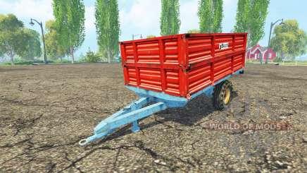 Bicchi BRT 550 v2.0 for Farming Simulator 2015