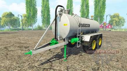 JOSKIN Modulo 2 for Farming Simulator 2015