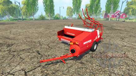Welger AP730 for Farming Simulator 2015