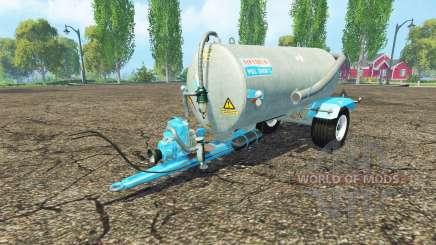Pomot Chojna T507-6 for Farming Simulator 2015