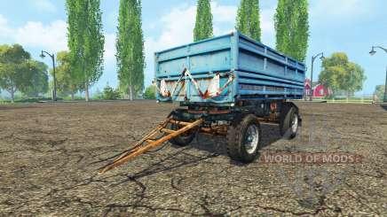 Panav BSS PS2 17.13 for Farming Simulator 2015