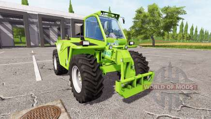 Merlo P41.7 Turbofarmer v1.1 for Farming Simulator 2017