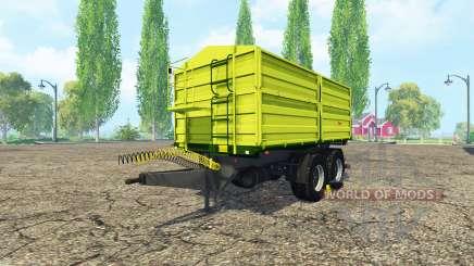 Fliegl TDK 200 v1.1 for Farming Simulator 2015