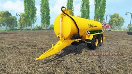 Veenhuis VTW 25000 for Farming Simulator 2015