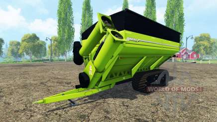 Brent Avalanche 1596 for Farming Simulator 2015