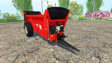 Gilibert Helios 15 v1.1 for Farming Simulator 2015