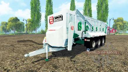Bossini SG200 DU 26000 for Farming Simulator 2015