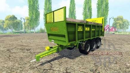 ZDT RM33 for Farming Simulator 2015