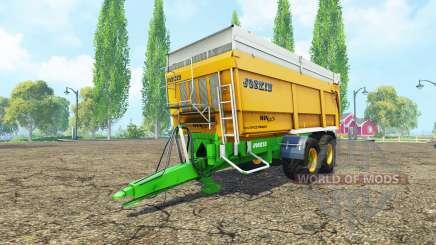 JOSKIN Trans-Space 7000-23 v2.1 for Farming Simulator 2015