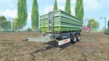 Fliegl TDK 255 for Farming Simulator 2015