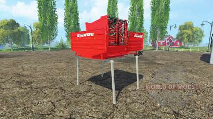 Grimme for Farming Simulator 2015