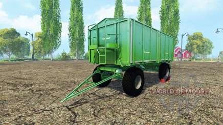 Krone Emsland v1.2 for Farming Simulator 2015