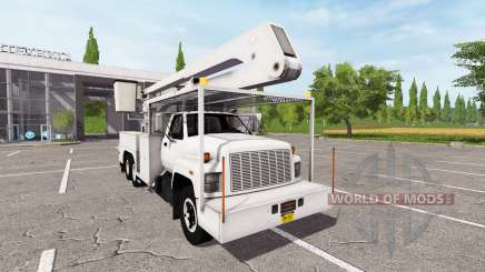 GMC C7500 TopKick bucket for Farming Simulator 2017