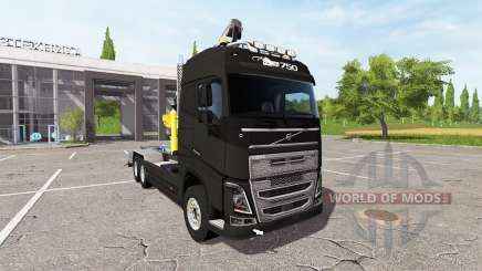 Volvo FH hooklift for Farming Simulator 2017