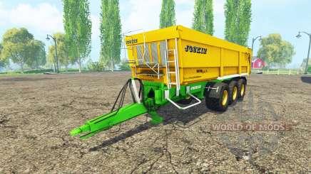 JOSKIN Trans-Space 8000-23 v2.0 for Farming Simulator 2015