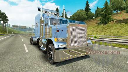Peterbilt 379 v4.0 for Euro Truck Simulator 2