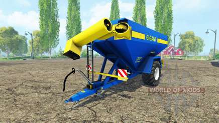 ZDT Gigant for Farming Simulator 2015