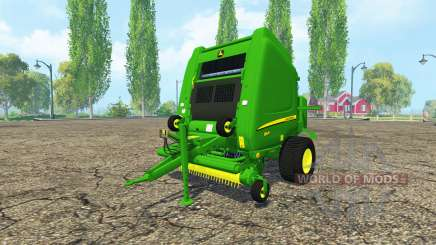 John Deere 864 Premium for Farming Simulator 2015