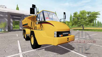 Caterpillar 725A v2.0 for Farming Simulator 2017