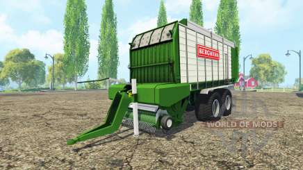 BERGMANN Shuttle 700S v2.0 for Farming Simulator 2015