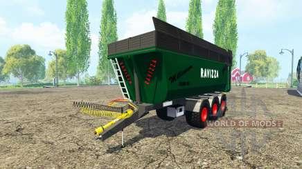 Ravizza Millenium 7200 v2.0 for Farming Simulator 2015
