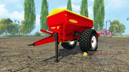 Bredal K85 v0.9 for Farming Simulator 2015