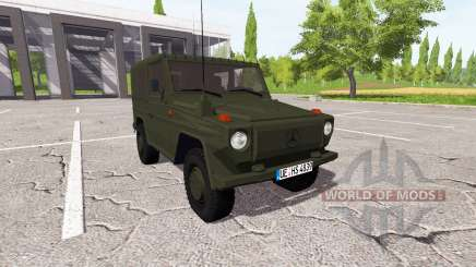 Mercedes-Benz 300 GD (W460) Wolf for Farming Simulator 2017