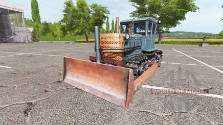 HTZ T 74 v1.2 for Farming Simulator 2017