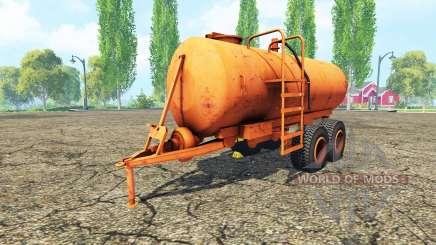 Mzht 10 for Farming Simulator 2015