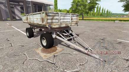Autosan D47 for Farming Simulator 2017
