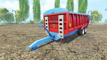Marshall QM-16 plus for Farming Simulator 2015