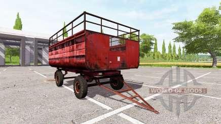 Sinofsky trailer v3.0 for Farming Simulator 2017