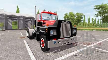 Mack R600 for Farming Simulator 2017