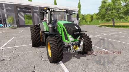 Fendt 930 Vario v1.0.0.2 for Farming Simulator 2017