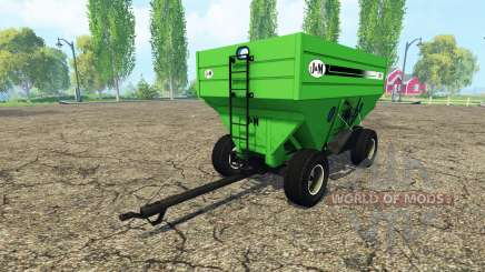 J&M 680 v2.0 for Farming Simulator 2015