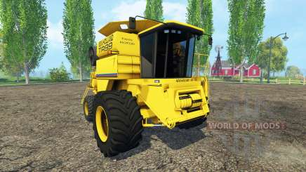 New Holland TR99 v1.4.2 for Farming Simulator 2015