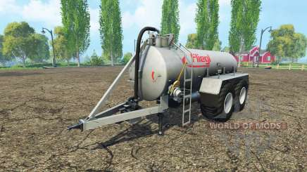 Fliegl VFW 14000 for Farming Simulator 2015