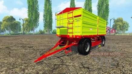 Schmidt tipper trailer for Farming Simulator 2015