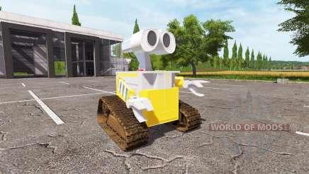 WALL-E for Farming Simulator 2017