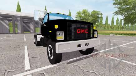 GMC C7500 TopKick Chassis Cab for Farming Simulator 2017