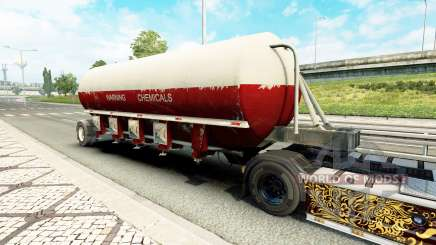 A collection of trailers v2.0 for Euro Truck Simulator 2
