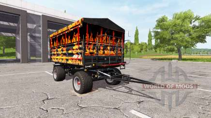 METALTECH DB 8 flame for Farming Simulator 2017