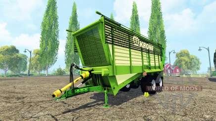 Krone TX 460 D v2.0 for Farming Simulator 2015