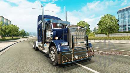 Kenworth W900 for Euro Truck Simulator 2