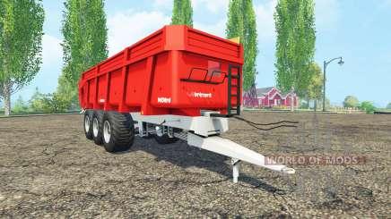 Brimont BB 24 TRD v2.0 for Farming Simulator 2015
